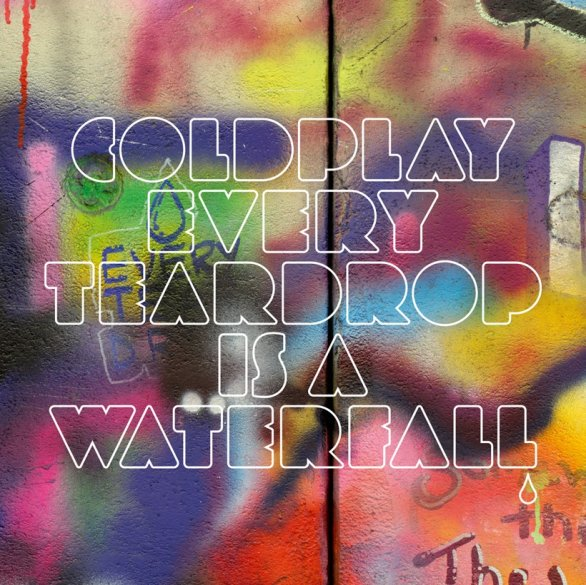 "Coldplay: ""Every Teardrop Is A Waterfall"" è il nuovo singolo"