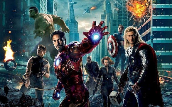 colonna sonora the avengers