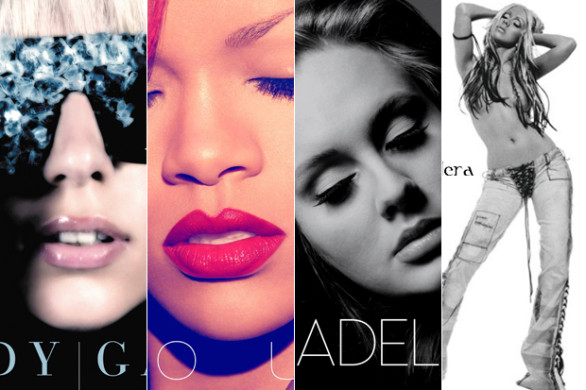 Uk best selling albums 586x390