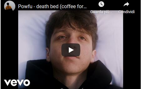 Powfu featuring beabadoobee, death bed (coffee for your ...