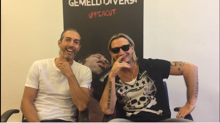 Gemelli diversi uppercut intervista video - Gemelli diversi video ...