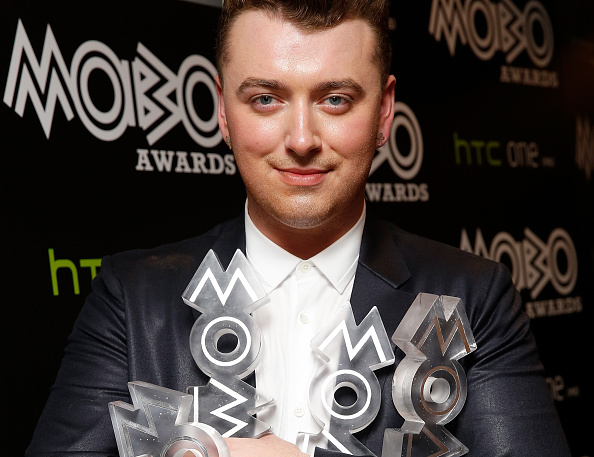MOBO Awards - Winners Room