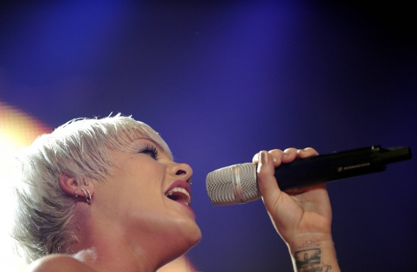 Pink cantante