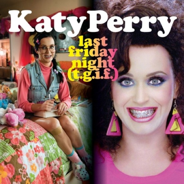 katy perry last friday night cover ufficiale
