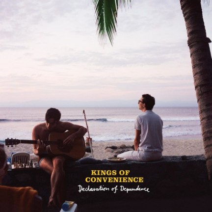 Kings Of Convenience Declaration
