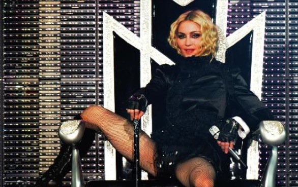 madonna queen of pop rolling stone