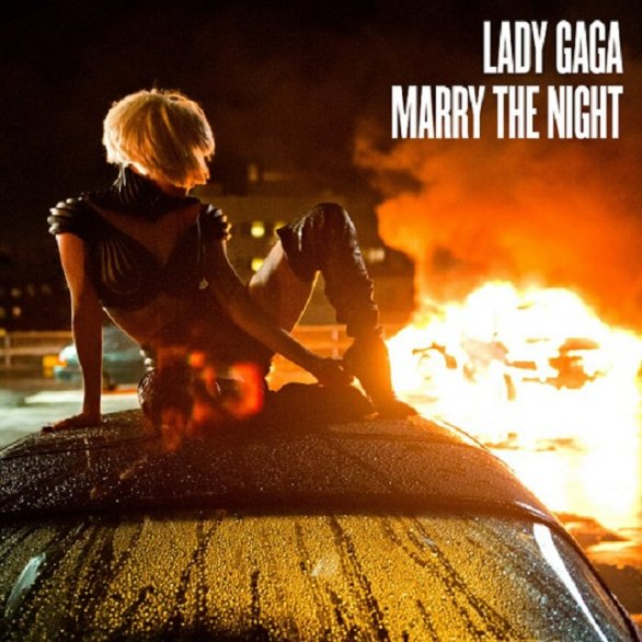 marry the night cover lady gaga