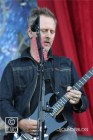 jerry cantrell Sonisphere 2014 con Metallica Alice In Chains Volbeat Kvelertak @ Roba, Luglio 2014 - foto by Paolo Bianco