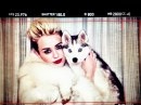 Gli scatti dal set del video del nuovo singolo di Miley Cyrus, We Can't Stop