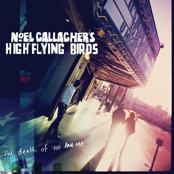 """Noel Gallagher: """"The death of you and me"""" sarà il primo singolo da """"High Flying Birds"""""""