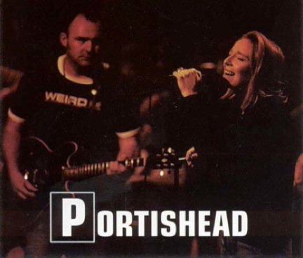portishead i'll be your mirror event