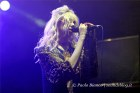 taylor momsen singer Pretty Reckless foto concerto @ Limelight Milano, 28 Marzo 2014 - by Paolo Bianco