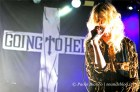 Pretty Reckless foto concerto @ Limelight Milano, 28 Marzo 2014 - going to hell