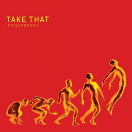 Take That Progressed cover