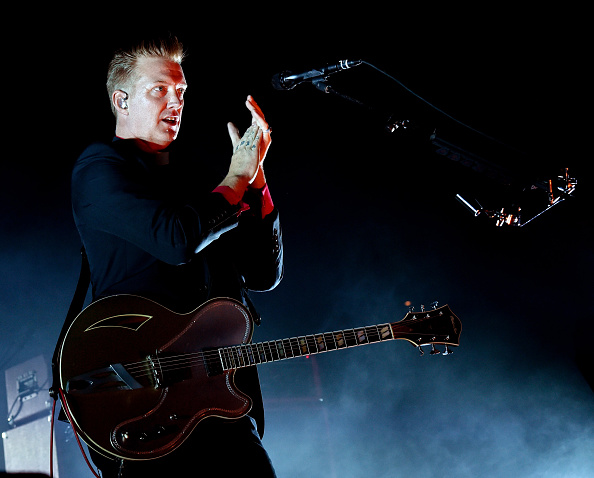 Queens Of The Stone Age & Nick Olivieri a Los Angeles