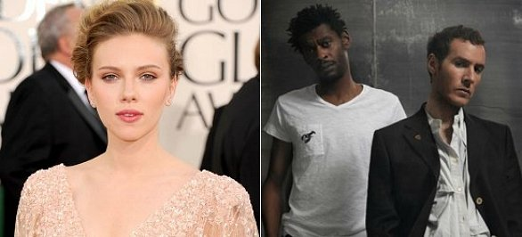 "I Massive Attack duettano con Scarlett Johansson in ""Summertime� dalla colonna sonora di ""Days Of Grace"""