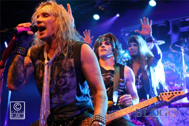 Steel Panther foto @ Alcatraz Milano, 31 Marzo 2015 - photos by Paolo Bianco