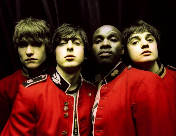 The Libertines � there are no innocent bystanders