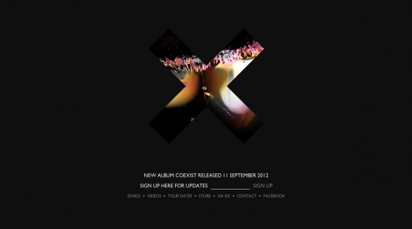 The XX coexist nuovo album