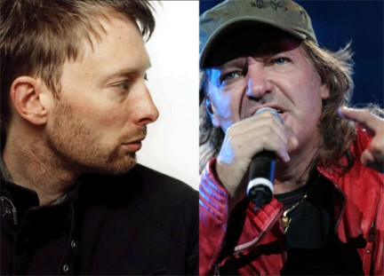 Tom Yorke Vasco Rossi