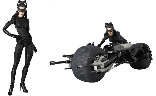 Selina Kyle Catwoman Anne Hathaway