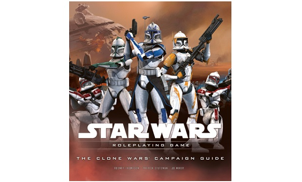 Star Wars The Clone Wars Campaign Guide