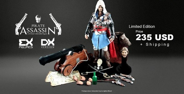 Assassin's Creed Pirate Assassin