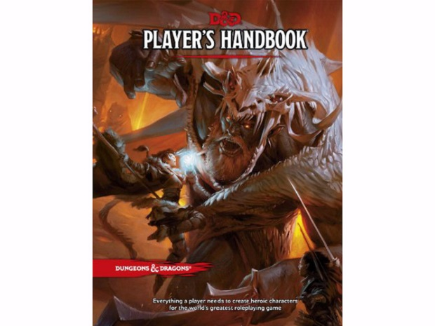 Dungeons and Dragons RPG - Player's Handbook