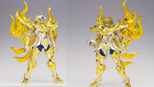 Saint Seiya Leo Aiolia Soul of Gold