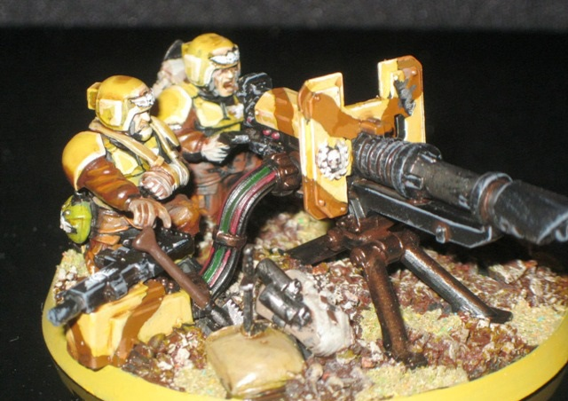 Warhammer 40000 Guardia Imperiale