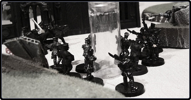 Warhammer 40000 Imperial Guard
