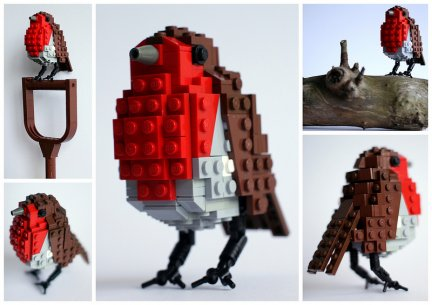 Lego British Bird Series (cuusoo)