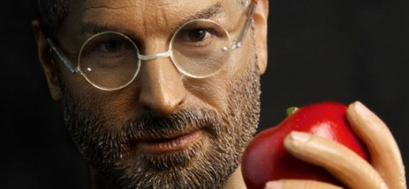 Steve Jobs action figure di Legend Toys