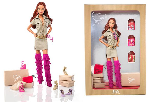 Barbie Label Christian Louboutin Dolly Forever