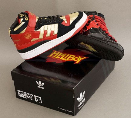Hellboy 2 Shoes