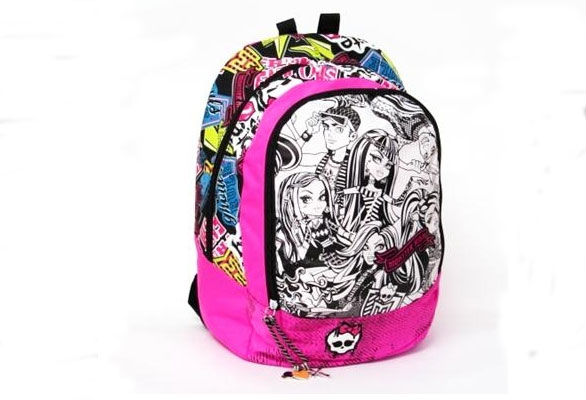 Linea-scuola-Monster-High-2012-2013
