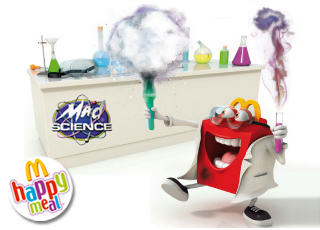 Happy Meal Mad Science