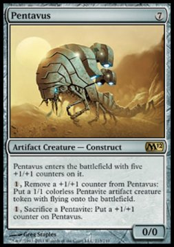 Pentavus MTG Magic The Gathering M12
