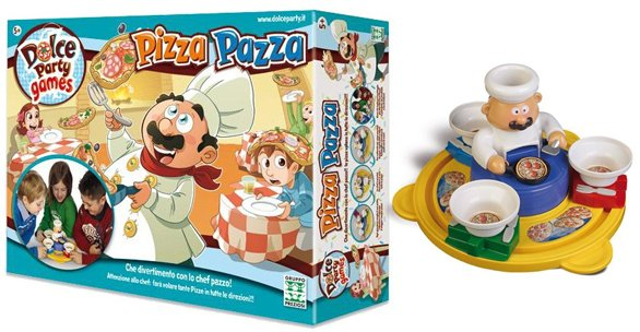 Pizza Pazza - Dolce Party Games