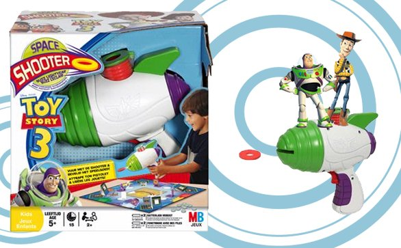 Space Shooter Toy Story 3