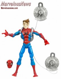 The Spectacular Spider-man action figure