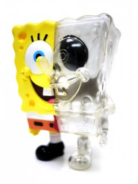 SpongeBob X-Ray DX Set by Secret Base