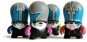 Teddy Troops: i designer toys di Flying Fortress