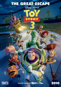 Toy Story 3: il poster ufficiale