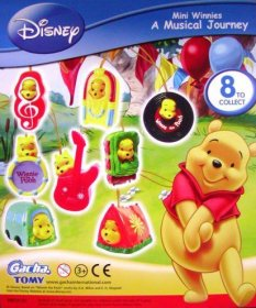 Winnie the Pooh in A Musical Journey