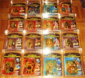 Dungeons and Dragons: action figure anni ottanta all'asta su ebay