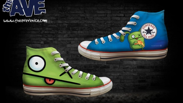 2all star converse personalizzate