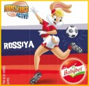 Babybel Football Team Looney Tunes Active
