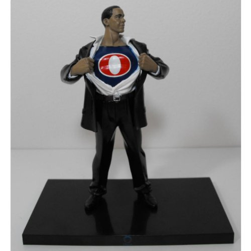 Barack Obama: le nuove action figure
