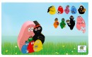 Barbapapà Deco Puzzle by Barbo Toys